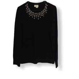Kate Spade Crystal Sweater